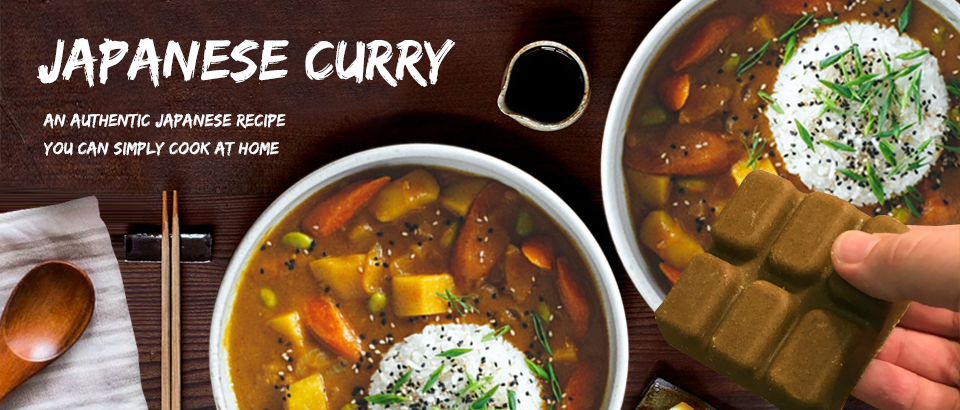 Japanese Curry – An Authentic Japanese Recipe You Can Simply Cook at Home