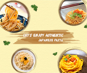 Let's Enjoy Authentic Japanese Pasta!